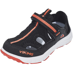 Viking Footwear Nesoeya Shoes Junior black/orange